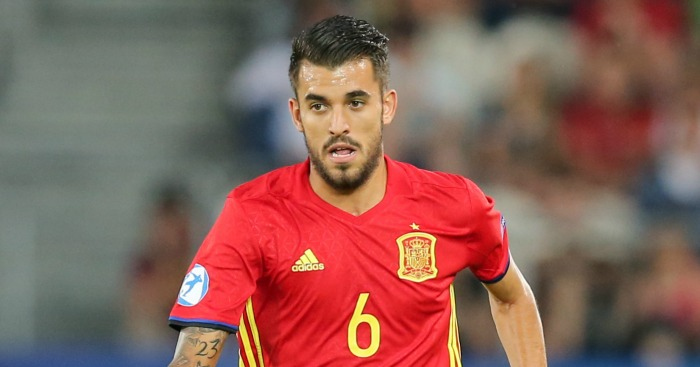 Liverpool 'close to agreeing deal for Dani Ceballos'