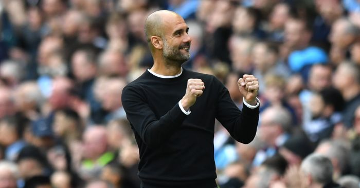 Guardiola urges Manchester City to prove they are the greatest