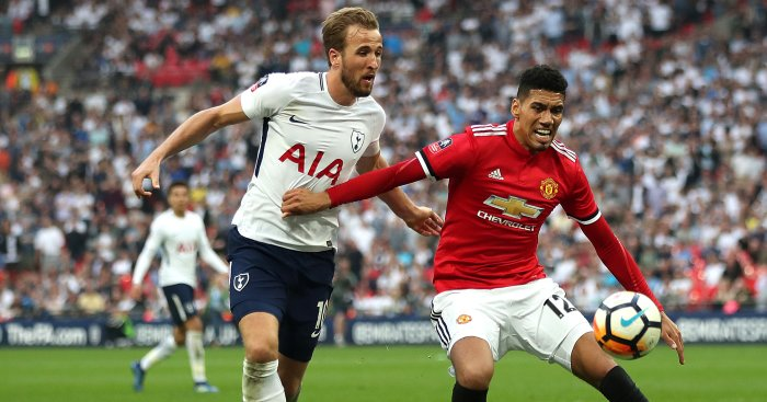 FA apologises for FA Cup tweet about Harry Kane & Chris Smalling
