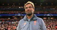 Jurgen Klopp Liverpool Roma