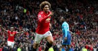 Marouane Fellaini Manchester United Arsenal