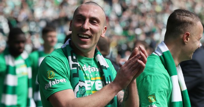 It's all Celtic as midfielder wins PFA Scotland Player of the Year