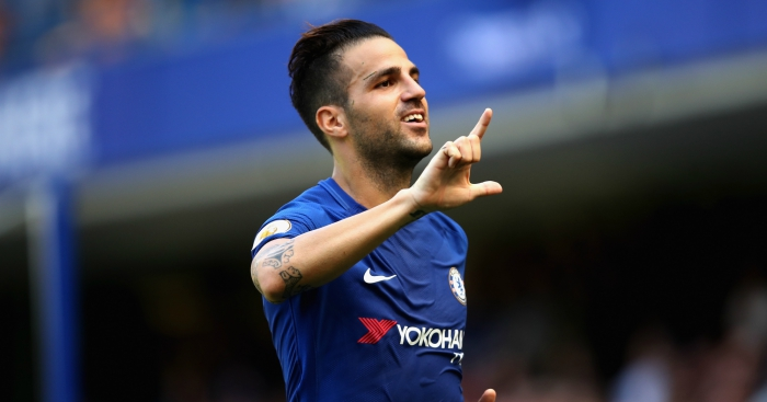 Fabregas Expresses Admiration for Mourinho