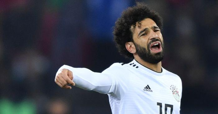 Salah trains at 20 per cent out of fear of injury - Moreno