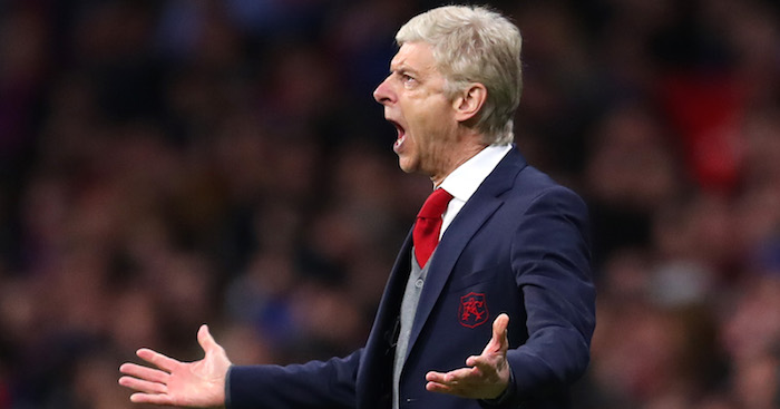 Wenger wants happy ending with Arsenal's future at stake against Atletico