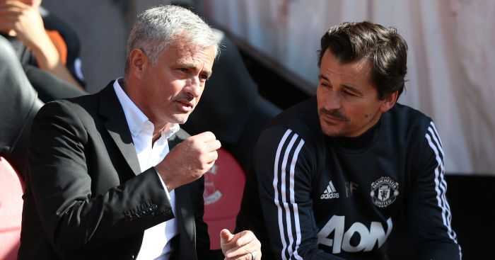 Baltemar Brito: Rui Faria didn't make Jose Mourinho a better manager
