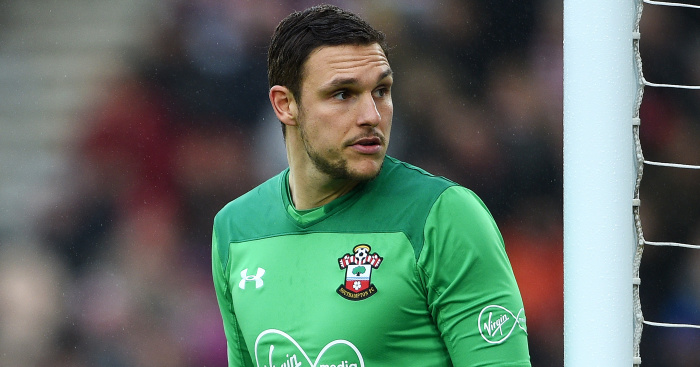 Liverpool eye deal to sign Alex McCarthy from Southampton