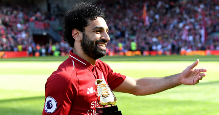 Liverpool ace Salah: Before everything Klopp a friend