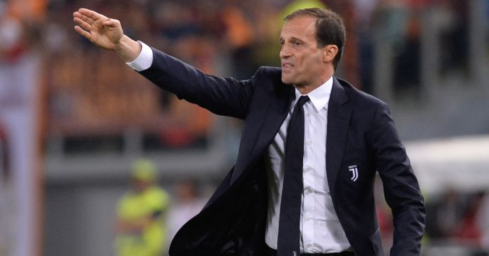 Allegri curves Arsenal over job offer