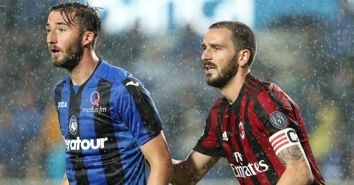 AC Milan encourage Man Utd boss Mourinho to firm up Bonucci interest