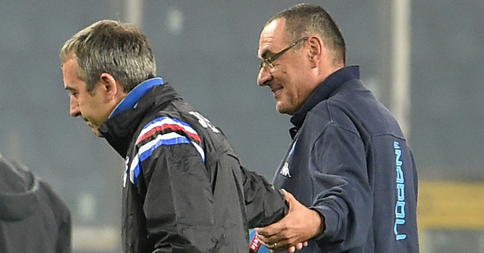 Blues suffer Maurizio Sarri blow amid Antonio Conte uncertainty