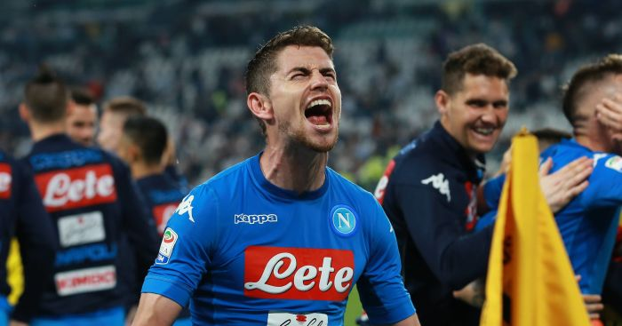 Jorginho will go to Manchester if fee agreed