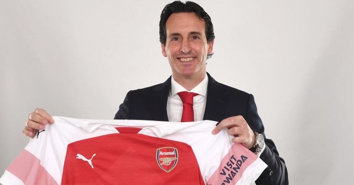 Unai Emery: 'I want Arsenal to be back among Europe's elite'