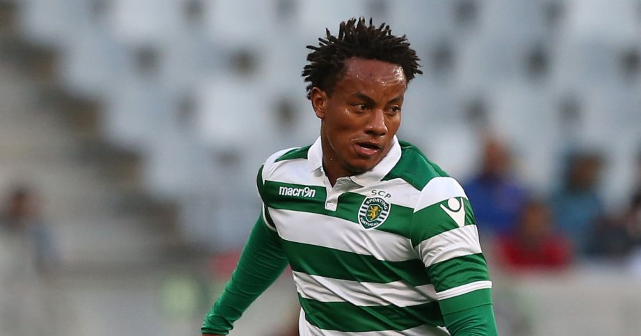 Andre Carillo: Sporting Lisbon winger linked with Leicester