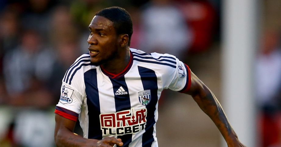 Brown Ideye: Has joined Olympiakos from West Brom