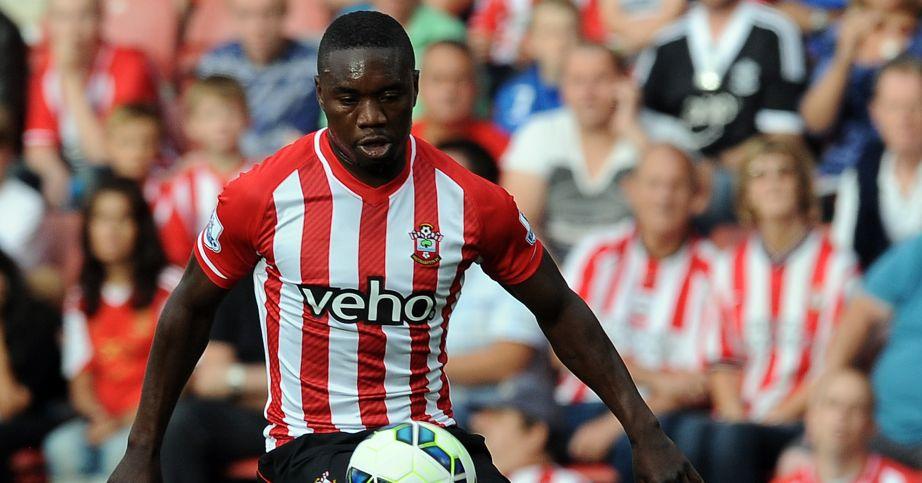 Emmanuel Mayuka: Has left Southampton to join Metz