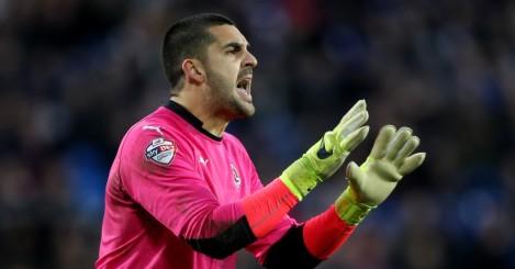 Adam Federici: Bournemouth goalkeeper saved three penalties as Bournemouth beat Preston