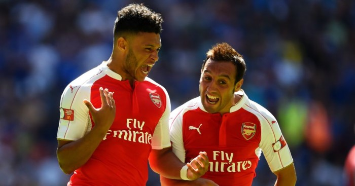 Alex Oxlade-Chamberlain: Arsenal midfielder accepts he needs to improve in front of goal
