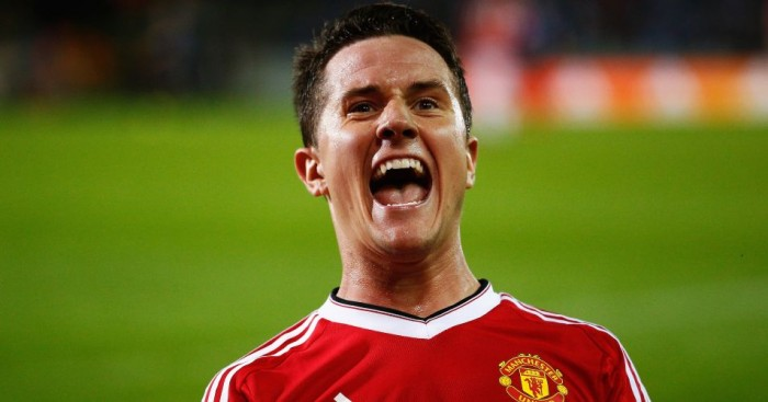 Ander Herrera: Happy at United