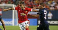 Andreas Pereira: Hoping for a run-out