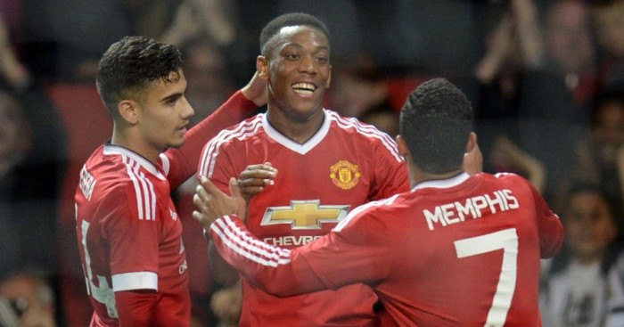 Anthony Martial: Scored in Manchester United's third-round win over Ipswich