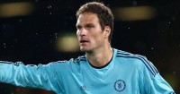 Asmir Begovic: Set to leave Chelsea