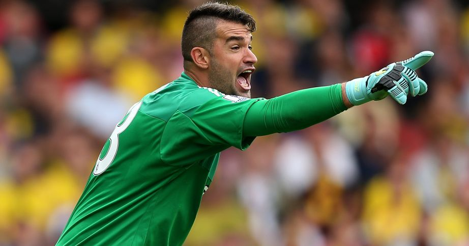 Boaz Myhill: Likely to return in goal for West Brom against Everton