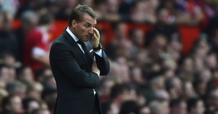 Brendan Rodgers: Tipped for quick return to management