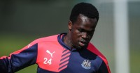 Cheick Tiote: Newcastle United midfielder currently out injured