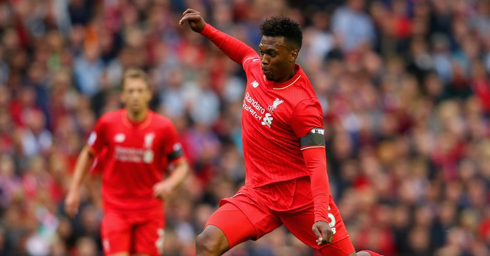 Daniel Sturridge: Has scored in both of his appearances for Liverpool against Aston Villa