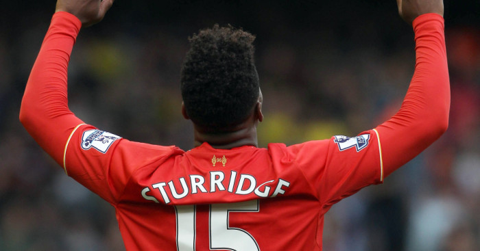 Daniel Sturridge: Good record for Liverpool against Southampton