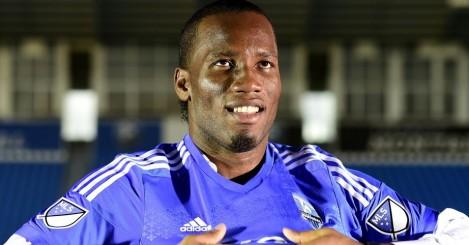 Didier Drogba Montreal Impact MLS TEAMtalk