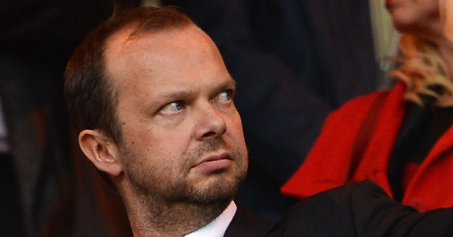 Ed Woodward: Facing investor questions