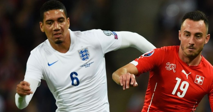 Chris Smalling: England's top defender