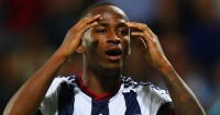 Saido Berahino: Opted for hard work and focus at West Brom