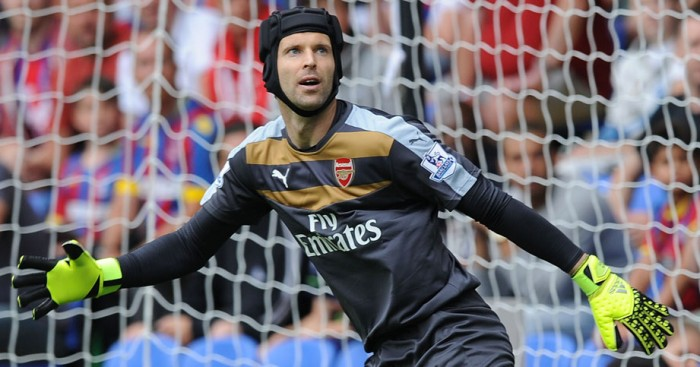 Petr Cech: Frustrated by dropped points