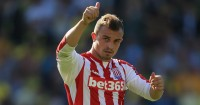 Xherdan Shaqiri: One of several possible Stoke absentees for Swansea game