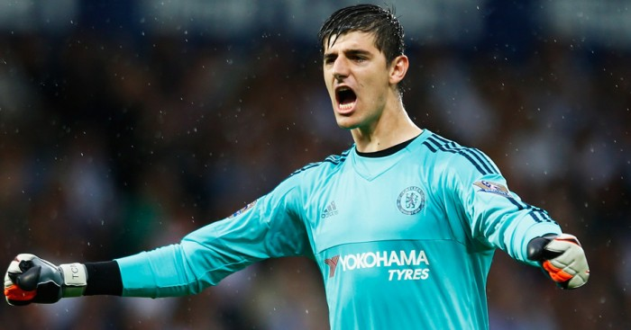 Thibaut Courtois: Reportedly not happy working with Chelsea's goalkeeping coach