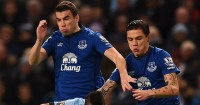 Seamus Coleman and Muhamed Besic: Quick returns from injury