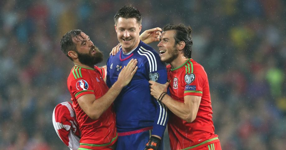 Wales: Up to ninth in FIFA rankings