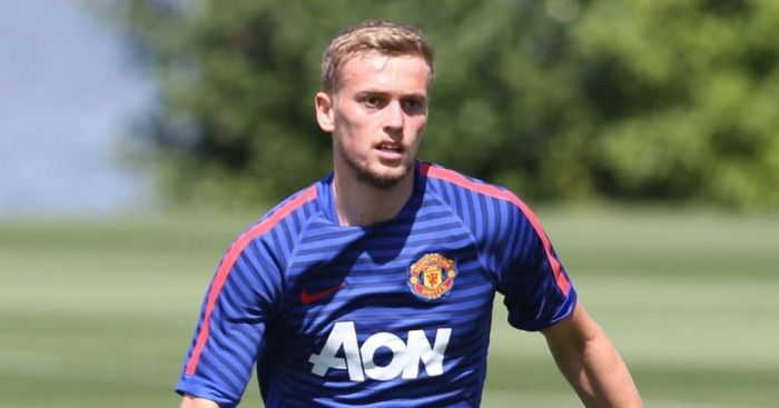 James Wilson: Could leave Manchester United on loan
