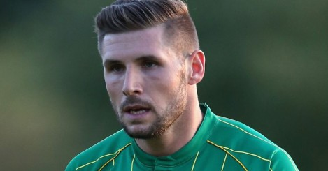 Gary Hooper: Staying at Norwich