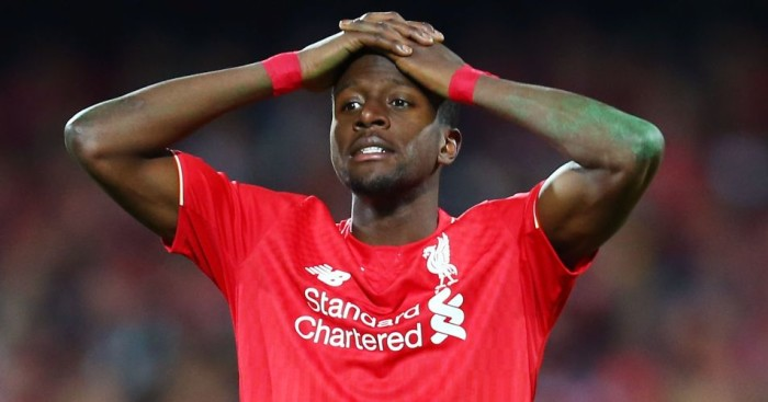 Divock Origi: Faces three weeks on sidelines