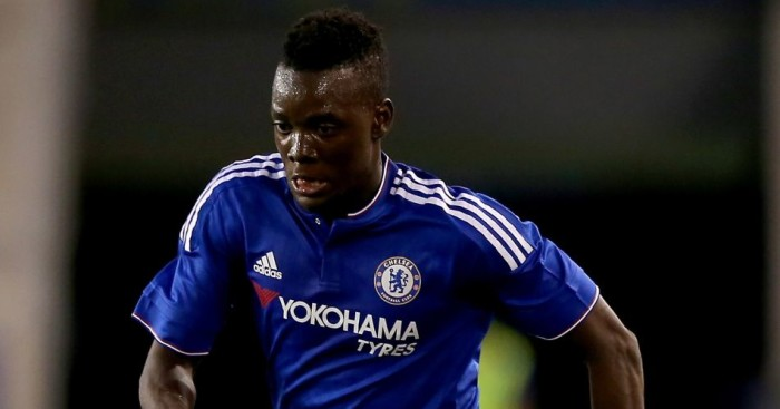 Bertrand Traore: Set to make his first ever Chelsea appearance in Europe