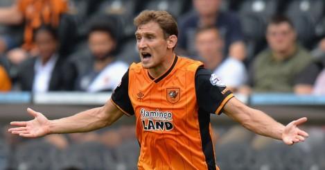 Nikica Jelavic: West Ham sign striker from Hull City