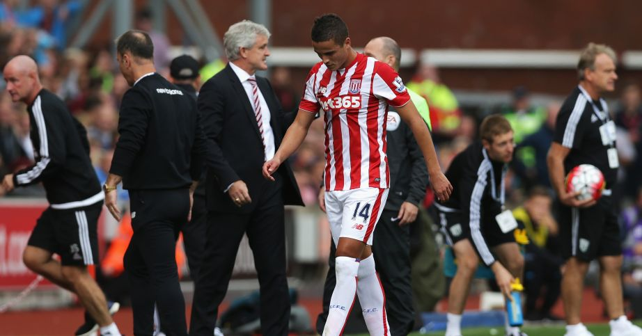 Ibrahim Afellay: Stoke midfielder had suspension reduced by one game