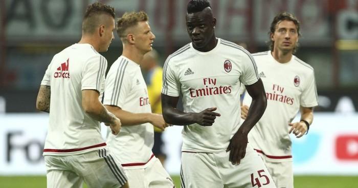 Mario Balotelli: Off to a good start in Milan