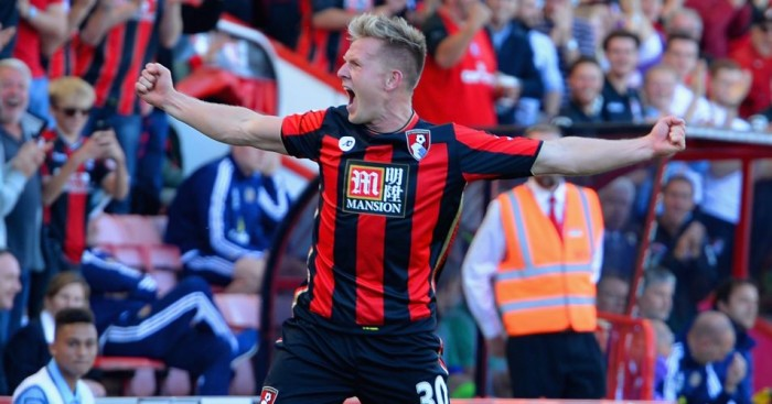 Matt Ritchie: Happy with the strength in depth of Bournemouth's squad