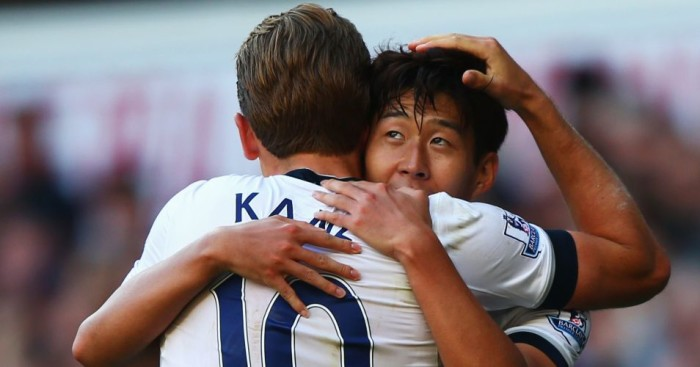 Son Heung-min: Could return for Tottenham against West Ham