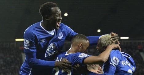 Romelu Lukaku: Key to Everton's remarkable comeback against West Brom